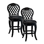 Hillsdale Braxton Swivel Bar Stool and Counter Stool