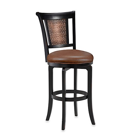 Hillsdale Cecily 30.5-Inch Swivel Barstool