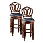 Hillsdale Ashland Swivel Bar Stool and Counter Stool