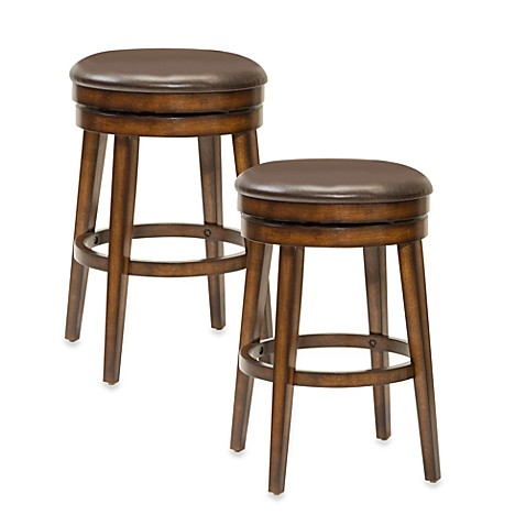 Hillsdale Hollendale Backless Swivel Stool