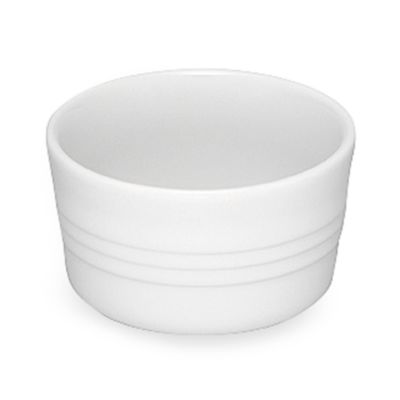 Le Creuset® Stoneware Stackable 7 oz. Ramekin in White