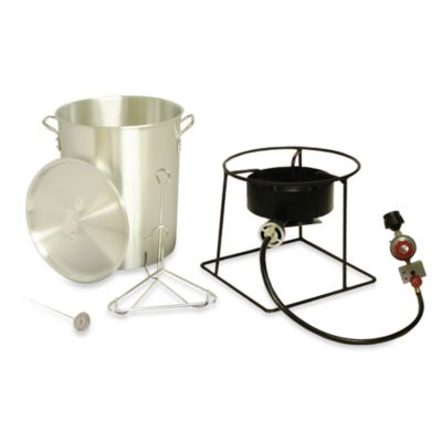 King Kooker® 29-Quart Portable Propane Outdoor Turkey Fryer