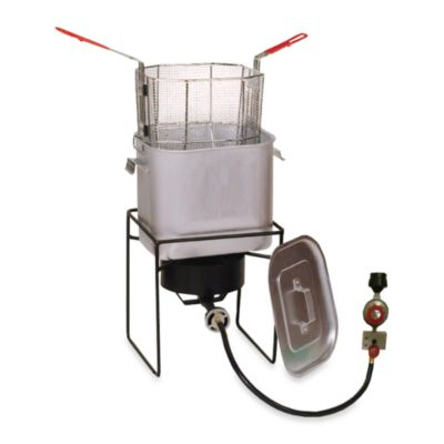 King Kooker® 25-Quart Turkey Fryer Bucket