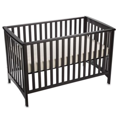 Child Craft™ London 3-in-1 Euro Style Convertible Crib in Jamocha