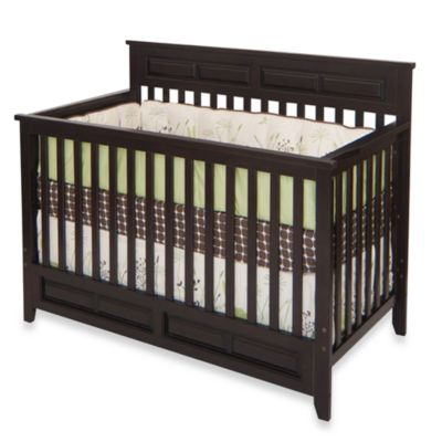 Child Craft™ Logan 4-in-1 Convertible Crib in Jamocha