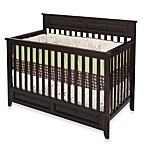 Child Craft Logan Convertible Crib in Jamocha