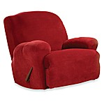 Sure Fit® Stretch Sterling Recliner Slipcover