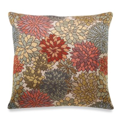 Mumsford Bright Throw Pillow