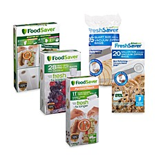 FoodSaver® Vacuum Zipper Pint Bags (28 Count)