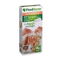 FoodSaver® FreshSaver® Portion Pouch 11
