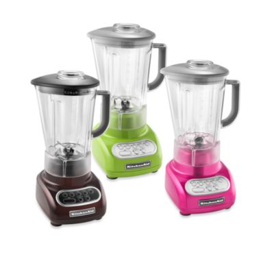 KitchenAid® 5-Speed Blenders with 56-Ounce BPA Free Pitcher