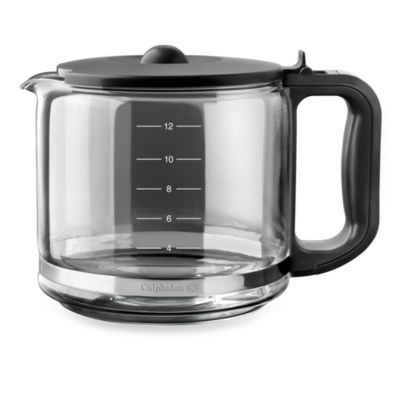 Calphalon Coffee Maker Bed Bath And Beyond : Calphalon Quick Brew 12-Cup Glass Carafe - Bed Bath & Beyond