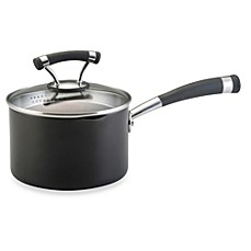 Circulon® Contempo™ Non-Stick 2-Quart Covered Straining Saucepan