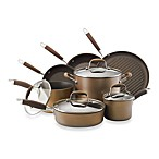 Anolon® Advanced Bronze 11-Piece Cookware Set and Open Stock