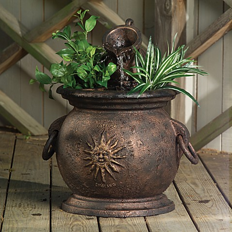 Little Giant® Copper Kettle Classical Fountain