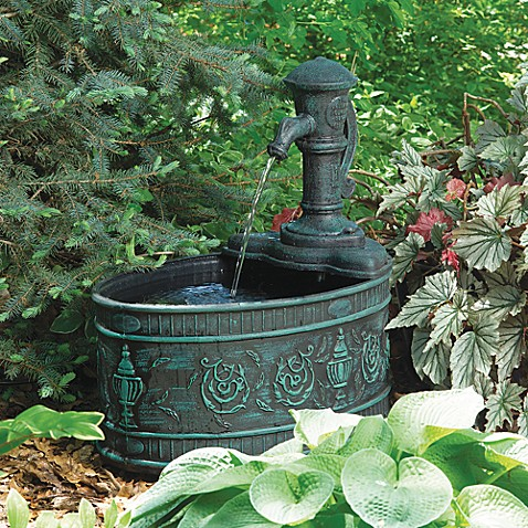 Little Giant® Calabria Classical Fountain