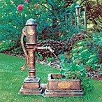 Little Giant® Village Pump Planter Classical Fountain