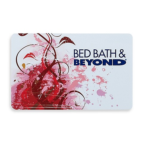 Red Swirl Gift Card $50