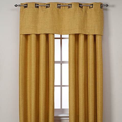 buy reina 108 inch grommet top window curtain panel in
