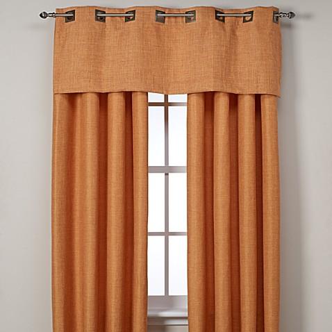 Reina Grommet Top Window Curtain Panel Bedbathandbeyond Com