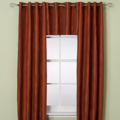 Teak Curtain Panels