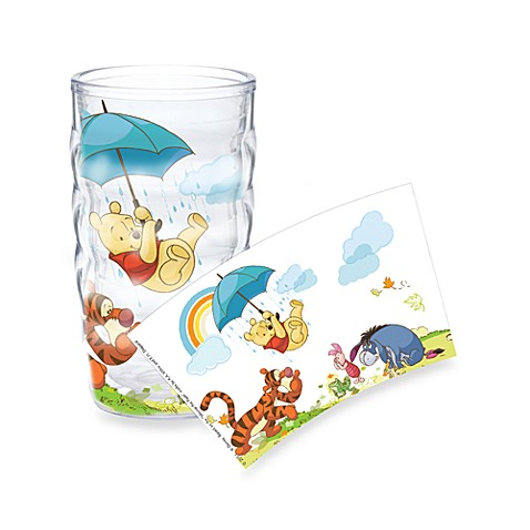 Tervis® 10-Ounce Wavy Wrap Tumblers in Winnie the Pooh