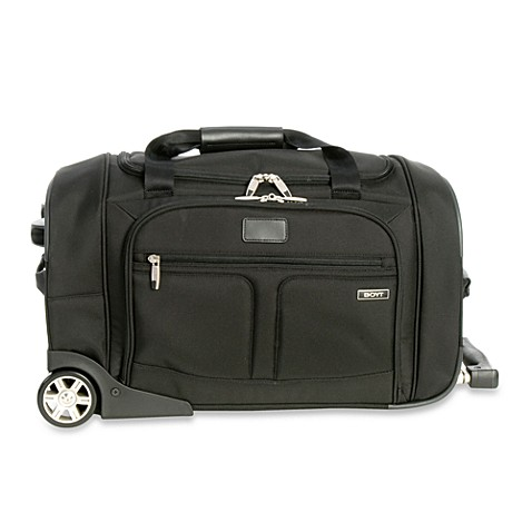 Mach 6.0 Carry-On Wheeled Duffel