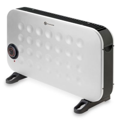 Crane® Convection Compact Heater in White