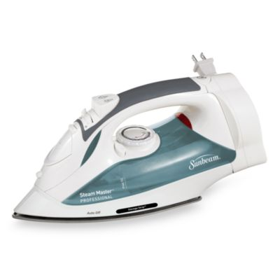 Sunbeam® Retractable Cord Steam Master Iron