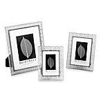 Decorative Metal Osti Pewter Finish Frame