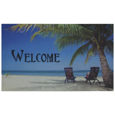 Mohawk Home Palm Tree Door Mat
