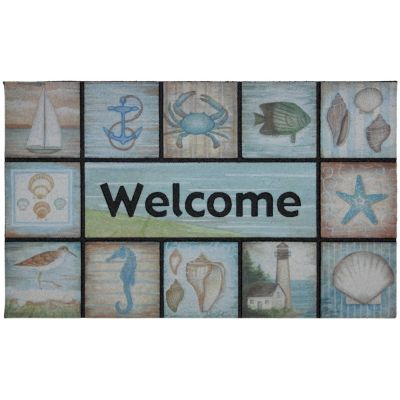 Mohawk Home Ocean Door Mat