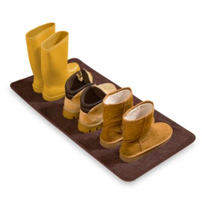 16-Inch x 32-Inch Boot and Shoe Drying Mat