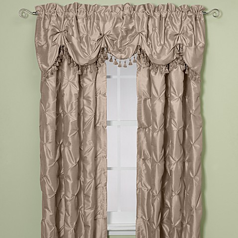 Nicole Miller® Chateau Rod Pocket Panel