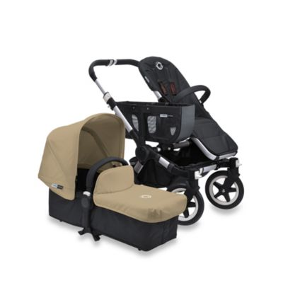 Bugaboo Donkey Tailored Fabric Set in Sand