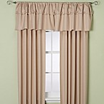 Orlando Kid Cafe Insulated Window Valance in Cafe