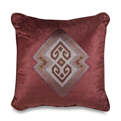 J. Queen New York™ Kilham 20-Inch Embroidered Toss Pillow