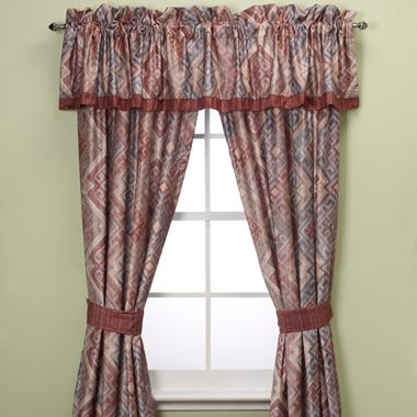 J. Queen New York™ Kilham 84-Inch Window Curtain Panel Pair