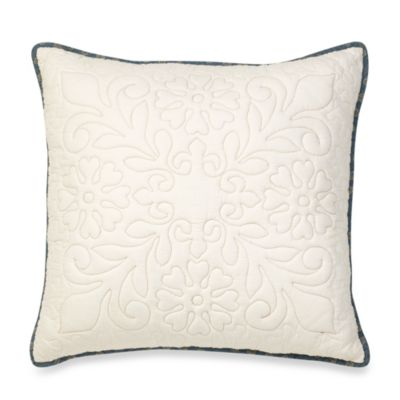 Arielle 18-Inch Square Throw Pillow
