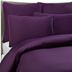 SHEEX® Performance Bedding Duvet Cover Set in Plum