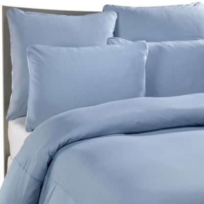 SHEEX® Performance Bedding Twin Duvet Cover Set in Glacier