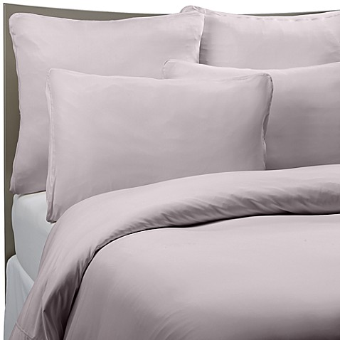 SHEEX® Performance Bedding Twin Duvet Cover Set in Pewter