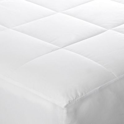 Cotton Dream Twin All Natural Cotton Filled Mattress Pad