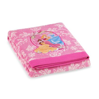 Disney® Princess Once Upon a Time Bath Towel