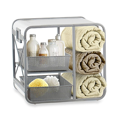 X Cube Bath Storage Unit