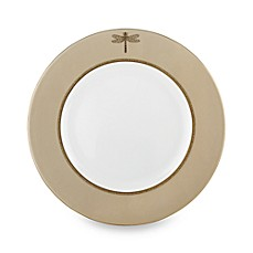 kate spade new york June Lane™ Gold 10 3/4-Inch Dinner Plate