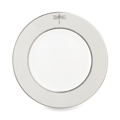 kate spade new york June Lane™ Platinum 10 3/4-Inch Dinner Plate