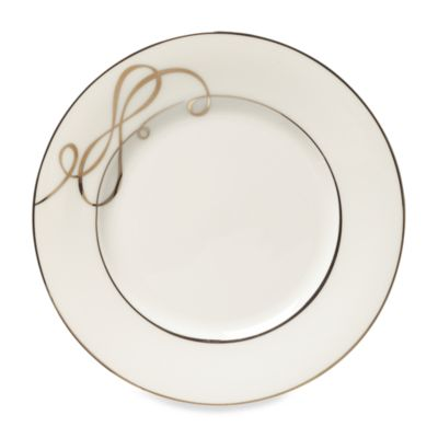 Love Story Bread and Butter Plate