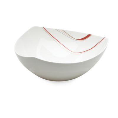Mikasa® Modernist Red 10-Inch Vegetable Bowl