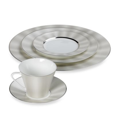 Nikko Silk Platinum 5-Piece Place Setting